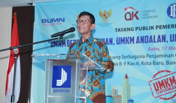 Perkuat UMKM, Jamkrindo Gandeng 4 Universitas dan ABDSI