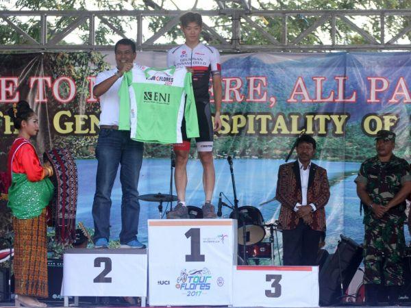 BNI Dukung Suksesnya Tour de Flores 2017