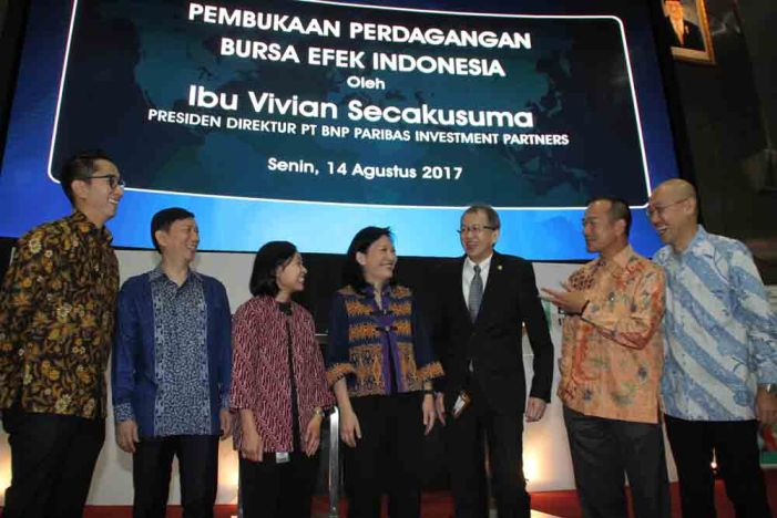 BNP Paribas Investment Partners Komitmen dan Prestasi di Indonesia