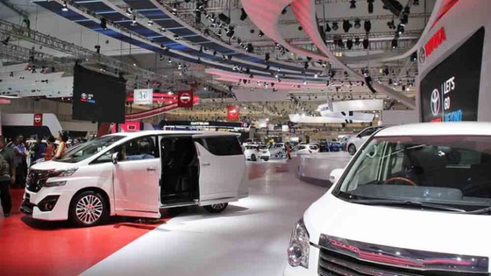 Gaikindo Indonesia International Auto Show Resmi Digelar