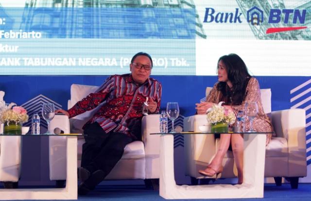 BTN Patok Salurkan Kredit ke Pengembang Rp25 Triliun