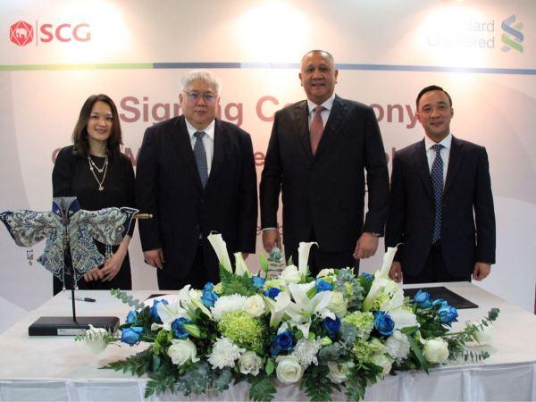 Standard Chartered Kelola Dana Anak Perusahaan SCG