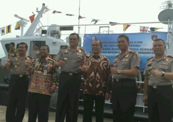 BI-POLRI Kerja Sama Suplai Rupiah di Kepulauan dan Daerah Terpencil