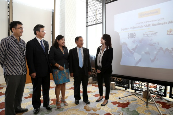 Japan-Indonesia SME Business Matching
