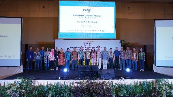Mandiri Inhealth Buka Counter di 12 RS Makassar