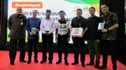 Setahun Kirim Buku Gratis, Pos Indonesia Tanggung Biaya Rp8,88 Miliar
