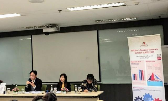 AMRO Sebut Pertumbuhan Ekonomi ASEAN+3 Solid pada 5,1%