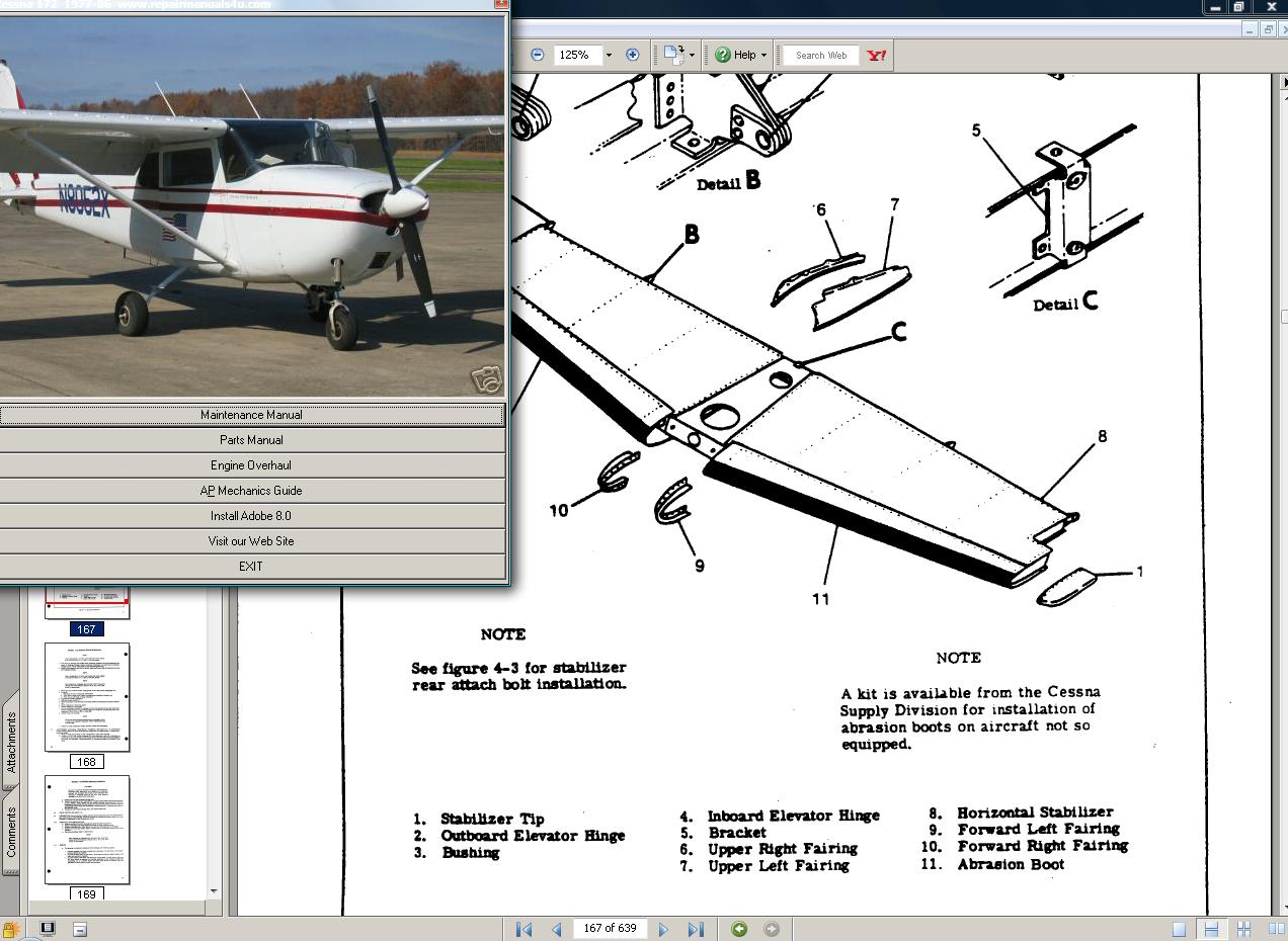 cessna engine diagram wiring diagram img 55 Chevy Wiring Diagram