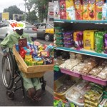 from cripple to hero- Story of the cripple who owns 3 big supermarkets
