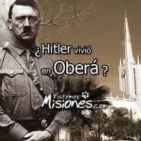 Informe de la BBC asegura que Hitler participó de reuniones en Oberá entre 1955 y 1957