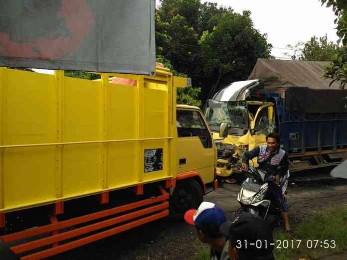 Kecelakaan Beruntun di Togogan