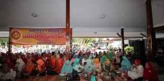 Gabungan Organisasi Wanita (GOW) Kabupaten Blitar di Pendopo Agung Ronggo Hadinegoro