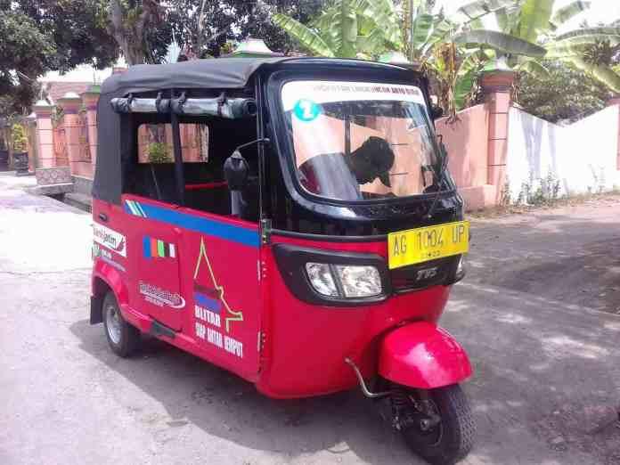Angkutan Lingkungan Aryo Blitar