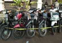 Penggelapan Motor