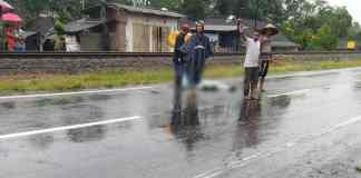 Kecelakaan di Pasirharjo Talun