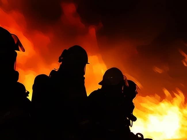 ilustrasi kebakaran. foto metrotvnews