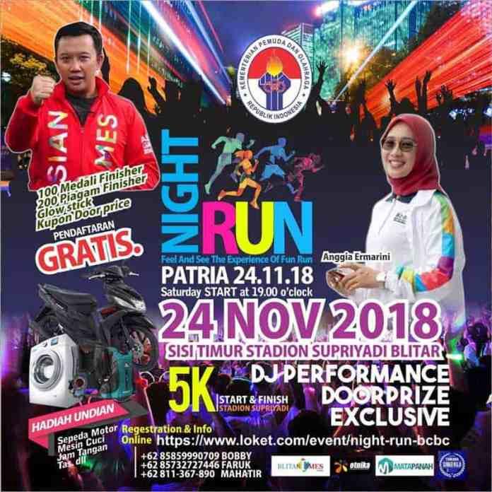 Patria Night Run