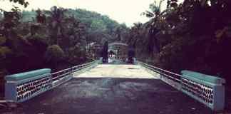 Jembatan Kaligambir Serang