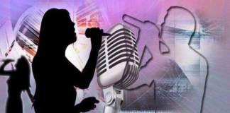 Ilustrasi karaoke dari Klikwarta co