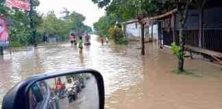 Banjir di Sutojayan