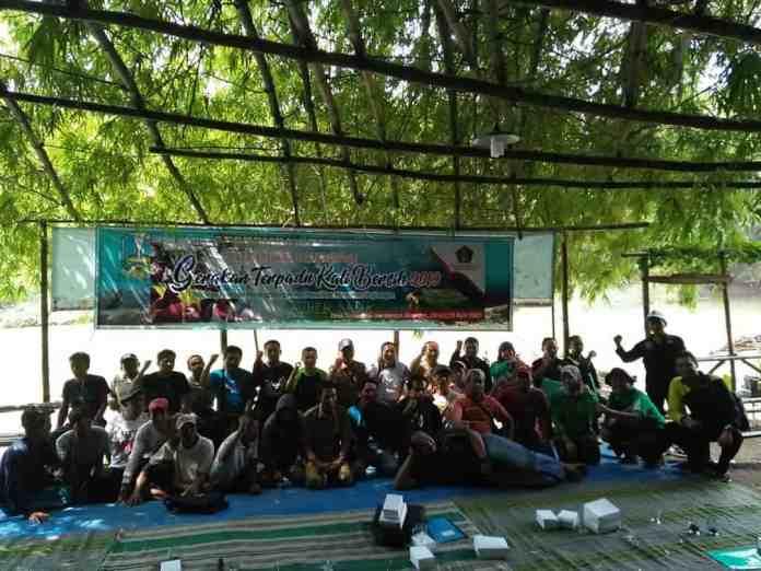 Fertival Kali Bersih di Badher Bank diTawangrejo Binangun