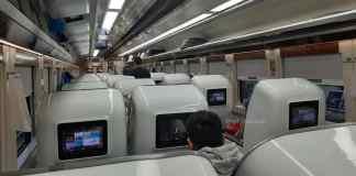 Kereta Api Gajayana Luxury
