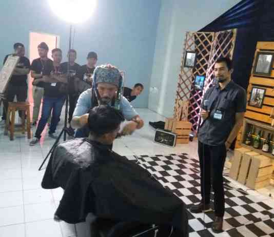 Hendra Haircut