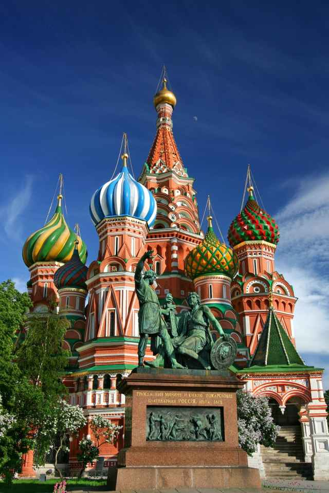 saint basil s cathedral Rusia