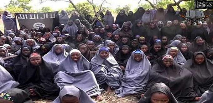 Boko Haram libera decenas de niñas secuestradas