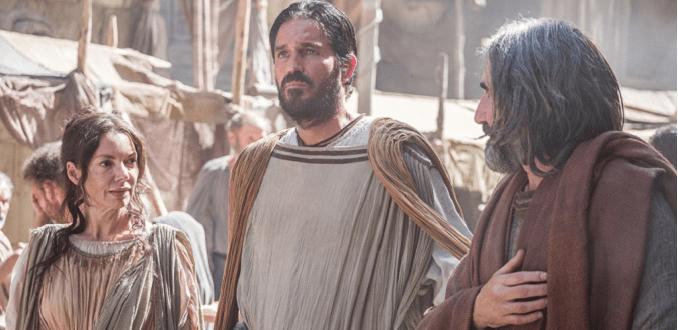 Jim Caviezel en Pablo, Apostol de Cristo