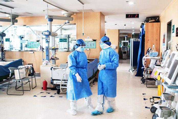 Hospital Covid 19