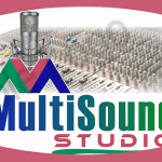 Recording Studio Logo Design Sample