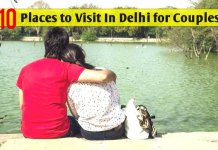 10 Best Safe, Lovely Dating Places In Delhi/NCR for Couples