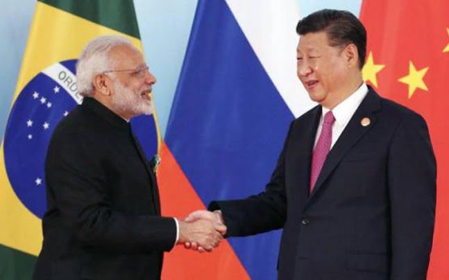 All Good Between India & China PM Modi Attended BRICS Summit in China