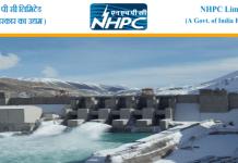 NHPC 173 JE Posts Recruitment 2021, Exam Date, Admit Card www.nhpcindia.com