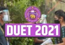 NTA Duet 2021 Official Answer Key, UG & PG Cutoff, Result at www.du.ac.in