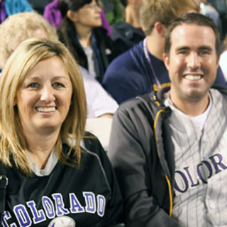 Employee Appreciation day at the Rockies game