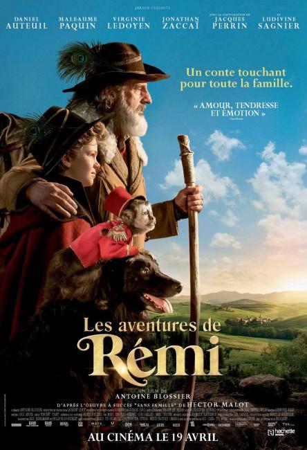Film D Aventure Et D Amour : aventure, amour, Aventures, Rémi, Drame, Familial,, émotions, Vives,, Famille, Cinéma, Clap!