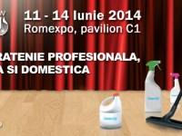 Cleaning Show, 11 – 14 iunie 2014, Romexpo Editiea niversara in 2014!