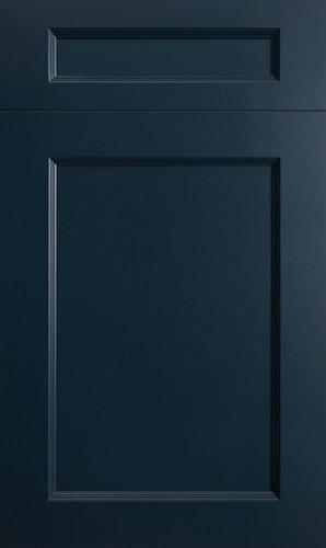 Greenfield Oceana Blue Transitional Kitchen Cabinet