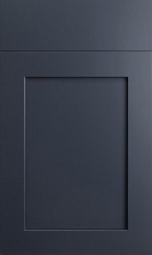 Lakeland Blue Slate Shaker Kitchen Cabinets