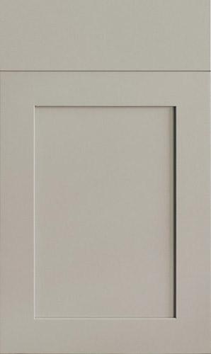 Lakeland Simply Gray Shaker Kitchen Cabinets
