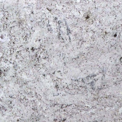 Salinas White Granite Countertop