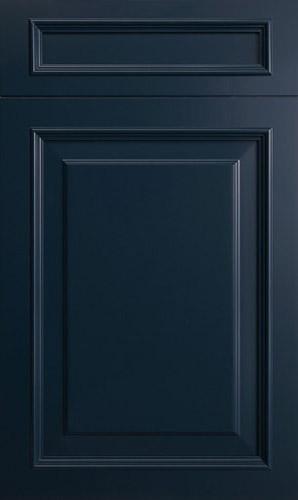 Wellington Oceana Blue Raised Panel Kitchen Cabinet