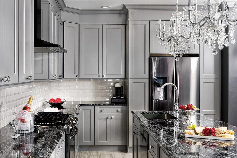 Nexus Slate Kitchen Style
