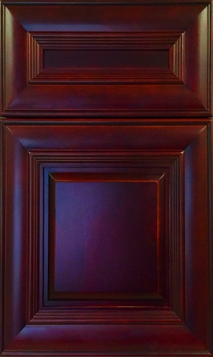 Lexington Cherry Raised Panel Kitchen Cabinet