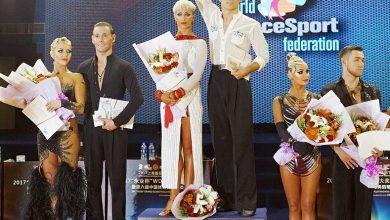 Photo of WDSF: Balan e Moshenskaya conquistano il Grand Slam Latin