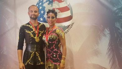 Photo of WDSF The Star Championship Open