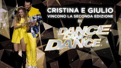 Photo of Cristina Marino e Giulio Berruti hanno vinto Dance Dance Dance