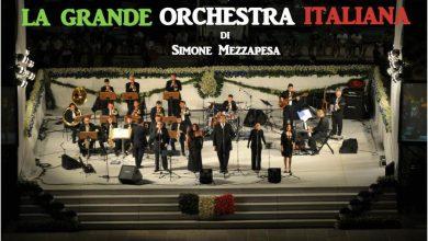 Photo of Il Maestro Simone Mezzapesa direttore della Grande Orchestra Italiana